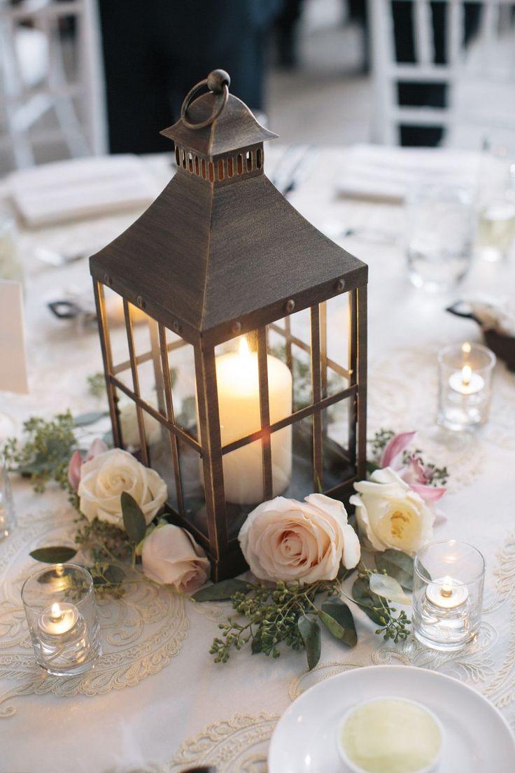 lantern wedding centerpieces wedding centerpiece Diy wedding decorations