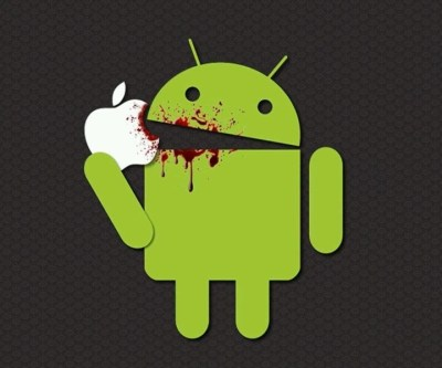 Android VS Apple | Cool Pics | Pinterest | Android and Apples