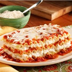 Lasagna, Sauces and Gluten free lasagna noodles on Pinterest
