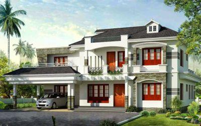 Exterior-Design-Kerala-Home-Design-wallpaper-pictures-hd | Elevation | Pinterest | House ...