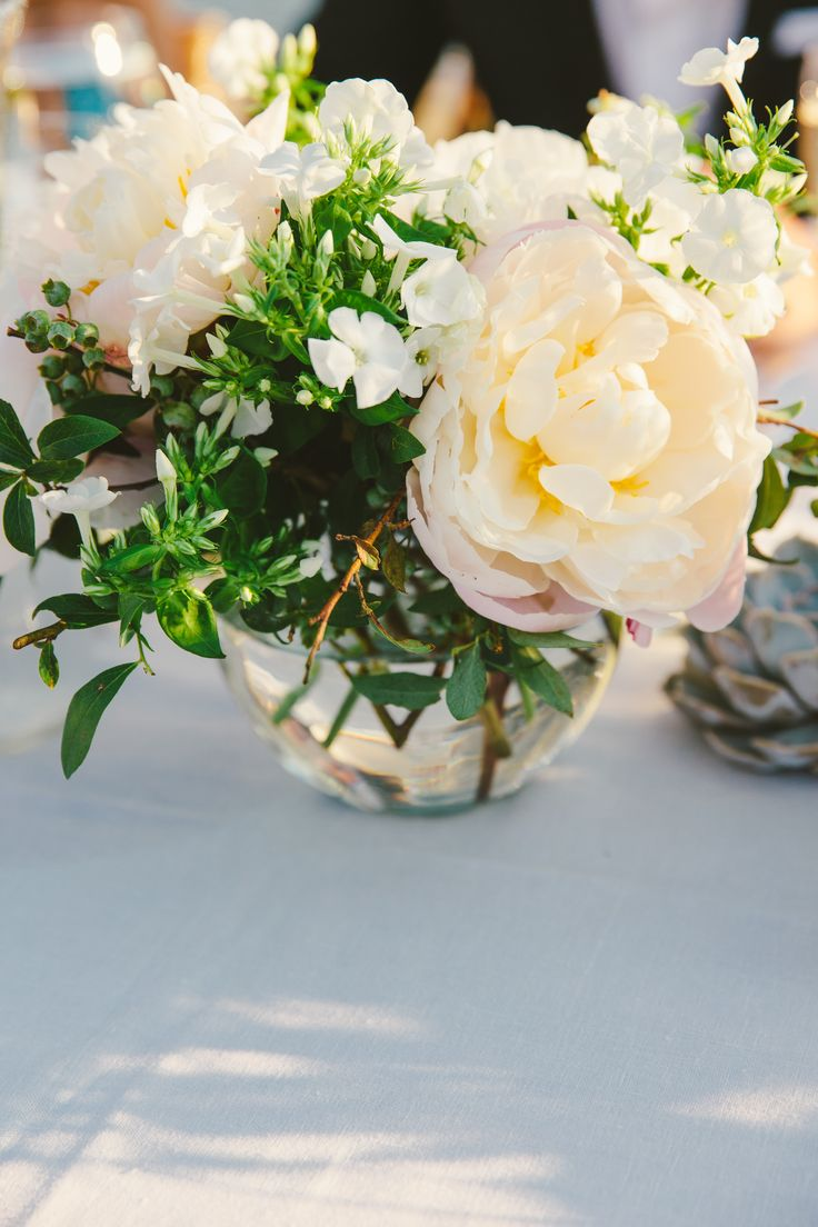 small wedding centerpieces wedding centerpieces ideas Small Floral Centerpieces The Wedding Artists Collective TheKnot com