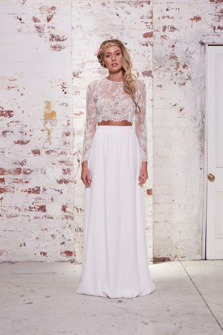 alternative wedding dresses wedding dress skirt Boho brides gather round because Karen Willis Holmes newest collection Wild Hearts