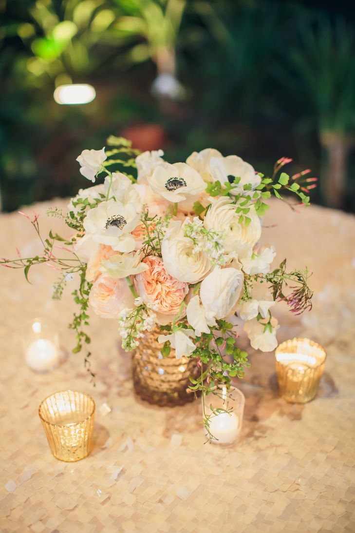 wedding ideas wedding centerpiece Wedding Ideas The Perfect Combination of Charming and Chic