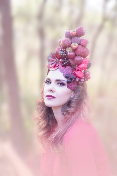 Darrell Fraser Artistic Fashion Photography Yolandi ...