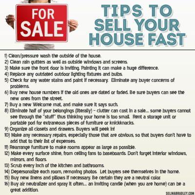 Best 25+ House selling tips ideas on Pinterest