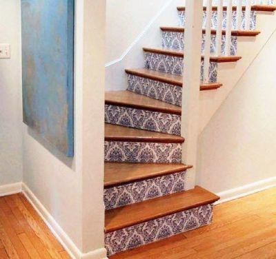 Best 25+ Wallpaper stairs ideas on Pinterest | Attic, Cottages and Vintage wallpapers