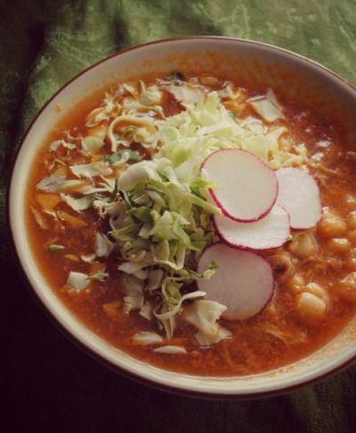 Pozole Rojo | Recipe | My mom, Pozole rojo and Mom