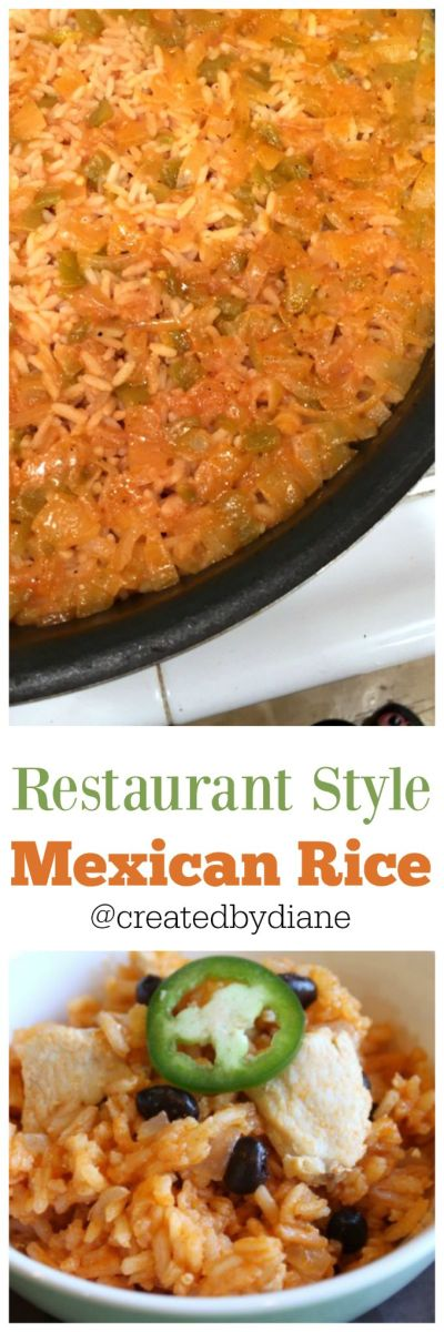 100+ Mexican rice recipes on Pinterest | Mexican food ...