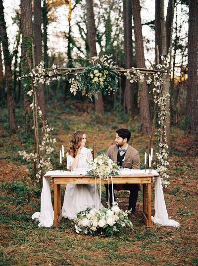 Best 25+ Forest wedding ideas on Pinterest   Wedding ...