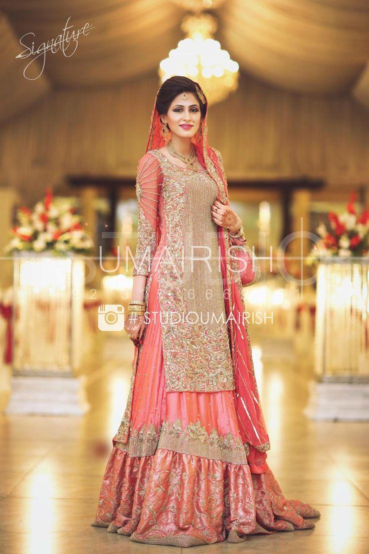 pakistani bridal dresses muslim wedding dresses N A More Walima DressPakistani DressesBollywood DressPakistani CoutureMuslim Wedding