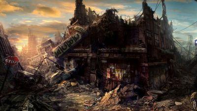 Sci Fi - Post Apocalyptic Wallpaper   Post-Apocalyptia   Pinterest   Desktop backgrounds, Posts ...