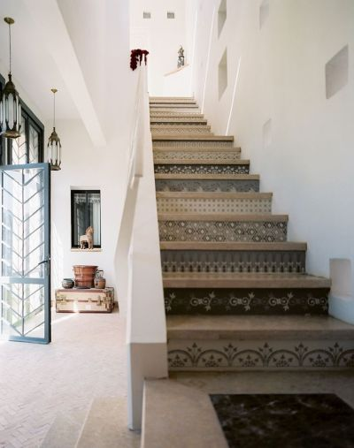 17 Best images about Hallways & Staircases on Pinterest | Vineyard, Stair risers and Entryway