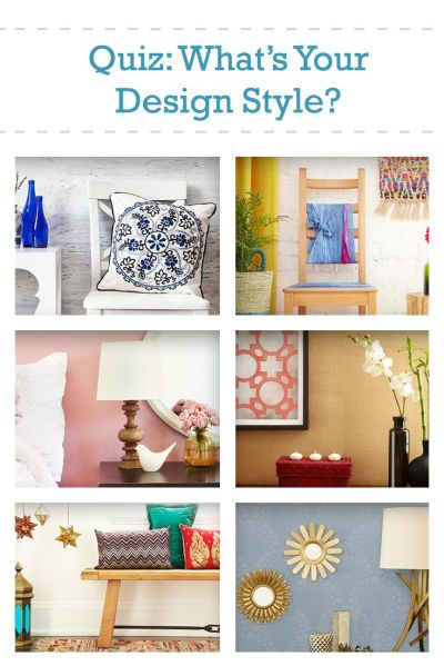 Find your design style with this short quiz! | Indoor Décor Ideas | Pinterest | Gardens, Shorts ...