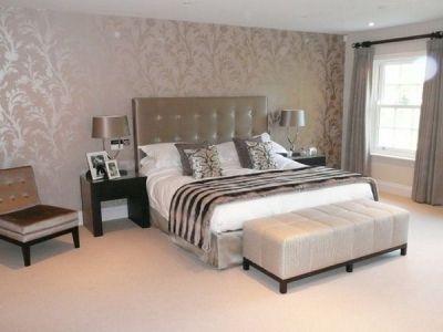 17 Best Bedroom Decorating Ideas on Pinterest | Master bedroom, Bedrooms and Gray bedroom