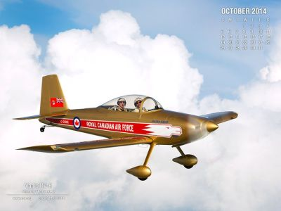 EAA Calendar Wallpaper October 2014. http://www.eaa.org/en ...