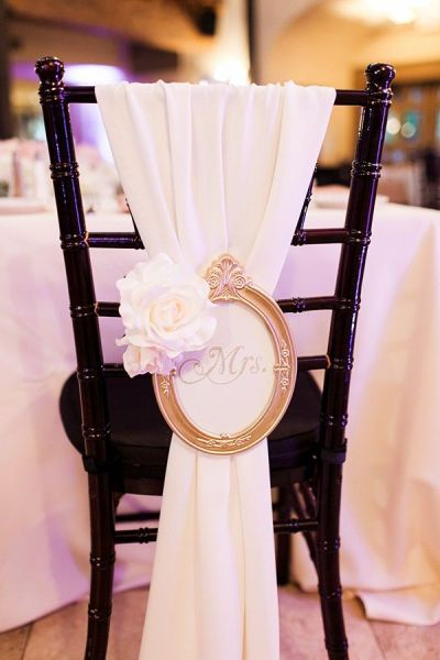 17 Best ideas about Wedding Chair Covers on Pinterest ...