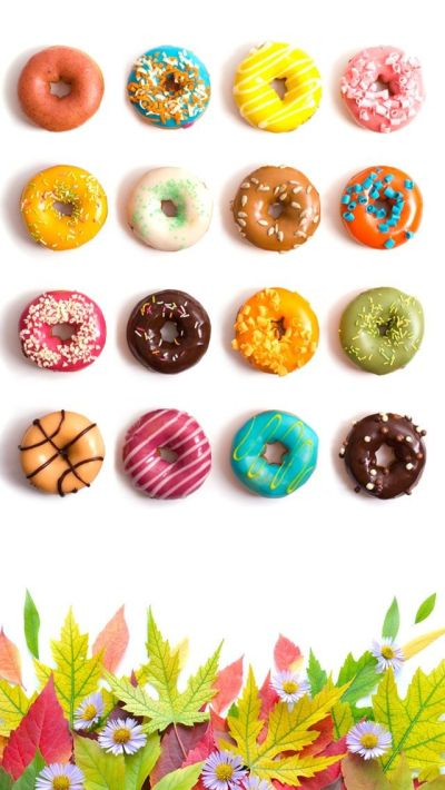 Doughnut Frames #iPhoneWallpaper | iPhone 5 wallpapers | Pinterest | Iphone 5s, iPhone and ...