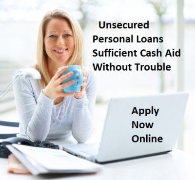 Plus, borrowers can enjoy the approval of unsecured personal loans regardless of suffering from ...