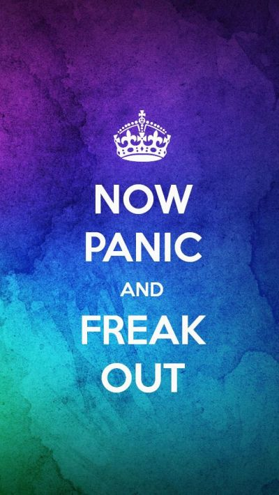 NOW PANIC AND FREAK OUT, the iPhone 5 KEEP CALM Wallpaper I just pinned! | Wallpapers ...