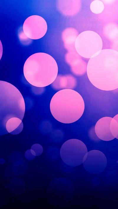 Purple Bokeh #iPhone #5s #Wallpaper | Enter the following website : http://www.ilikewallpaper ...