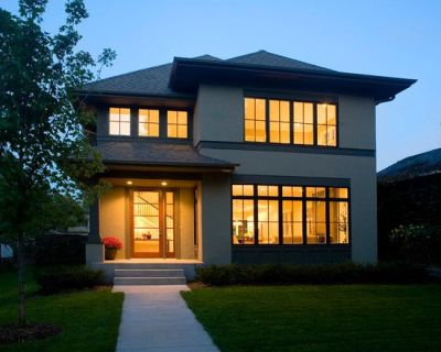 Contemporary Style House Design: Asian Contemporary House: Striking View Asian Contemporary Home ...