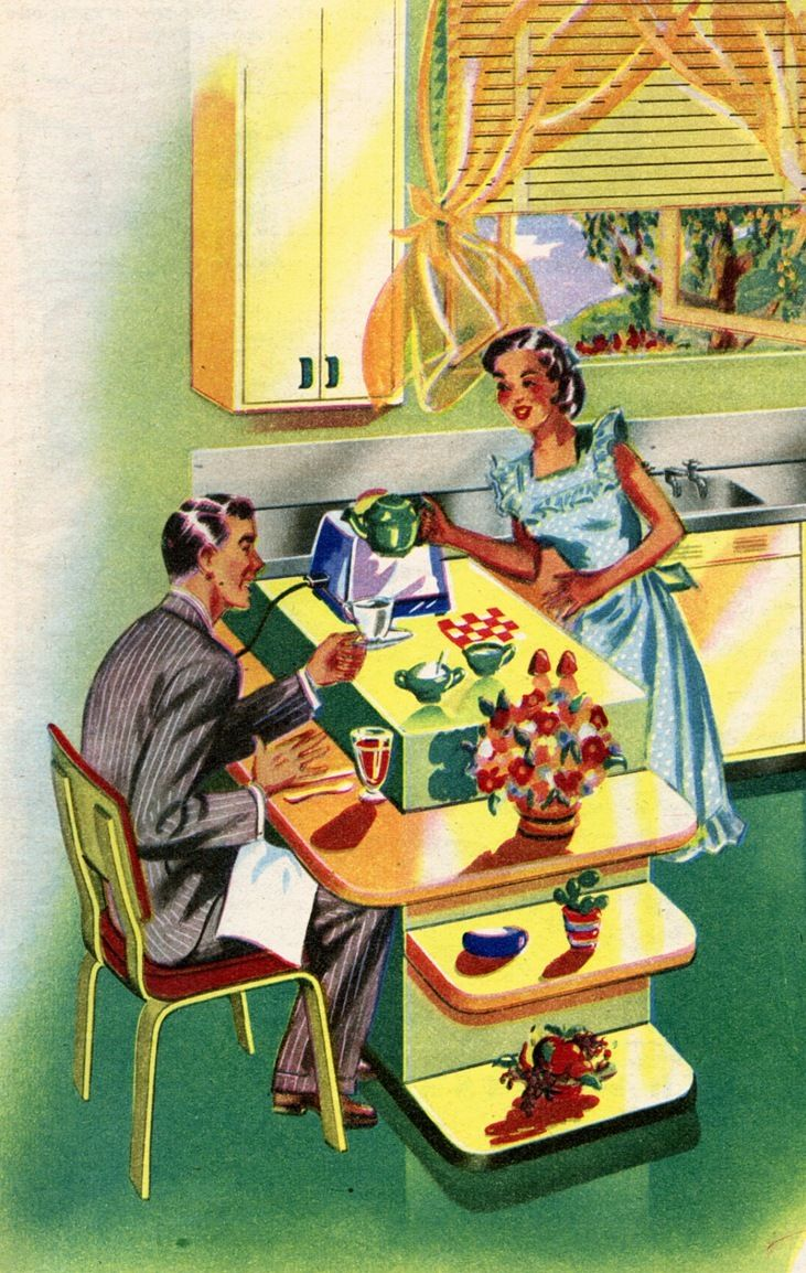 retro kitchen tables s kitchen table free vintage retro image 50 27s kitchen