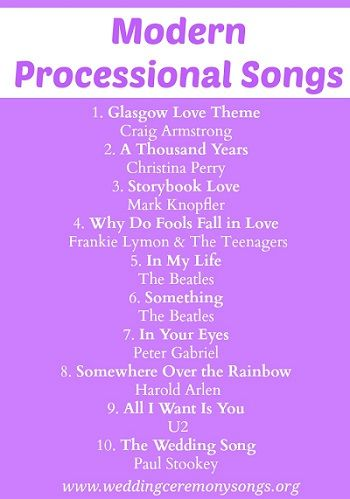 Best 25+ Wedding processional songs ideas on Pinterest