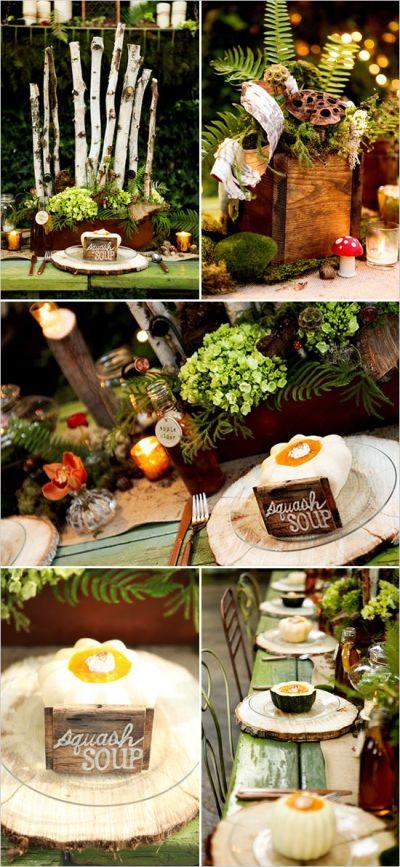fairy tale wedding ideas   WOODLANDS OF ENCHANTMENT ...