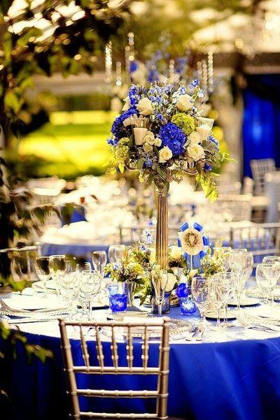 Best 133 Royal Blue Wedding Theme images on Pinterest ...