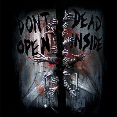 BikerOrNot Store - The Walking Dead - Don't Open Dead Inside Hoodie, $49.97 (http://store ...