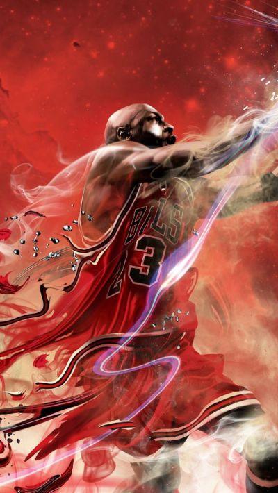 17 Best images about Michael Jordan Iphone Wallpaper on Pinterest | Logos, Michael jordan and ...