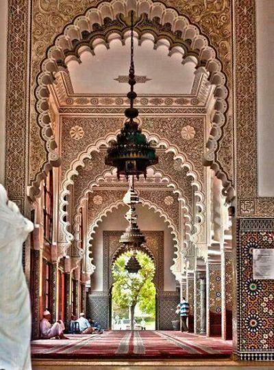 De 20+ bästa idéerna om Moskéer på Pinterest | Moské, Saudiarabien och Islamisk arkitektur