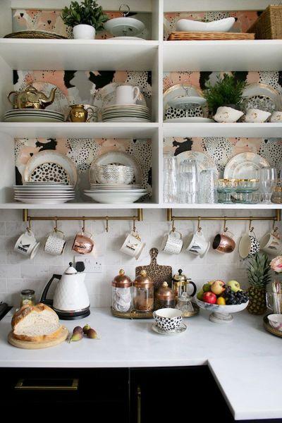 17 Best ideas about Wallpaper Shelves on Pinterest   Wallpaper drawers, Drawer shelves diy and ...
