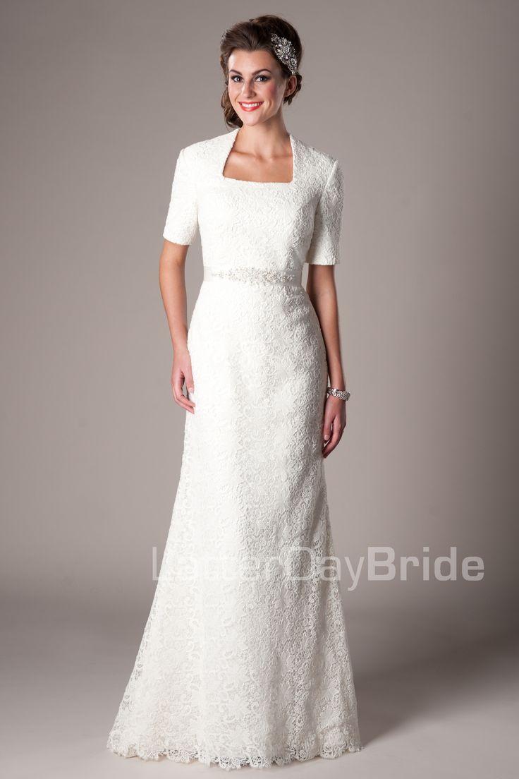 lds wedding temple dresses lds wedding dresses Lds Wedding Temple Dresses 53