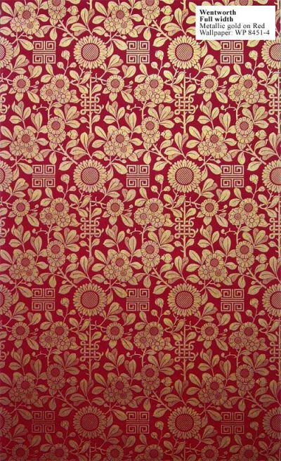 71 best War Years Fabrics / Wallpapers / Carpets / furniture etc images on Pinterest