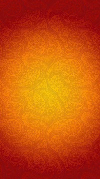 iPhone 5 Wallpapers: Orange Patterns iPhone 5 Wallpaper Orange Pattern 06 – iPhone 5 Wallpapers ...