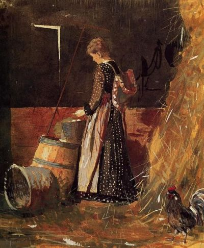 648 best images about Winslow Homer on Pinterest | Watercolors, Bermudas and Museum of art