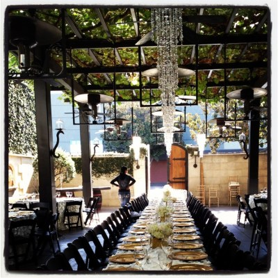 Beautiful venue in Modesto ca at Galletto ristorante ...