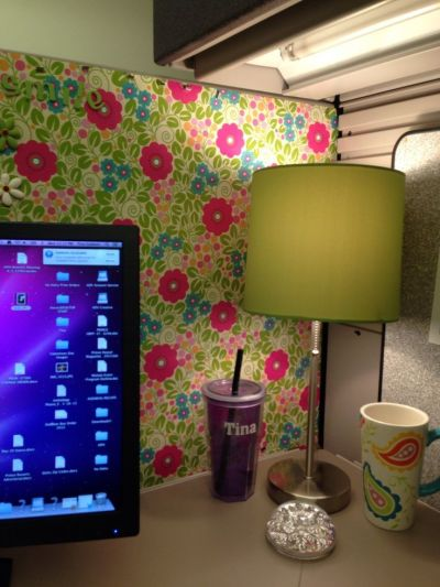 25+ Best Ideas about Cubicle Wallpaper on Pinterest | Cubical ideas, Cubicle makeover and ...