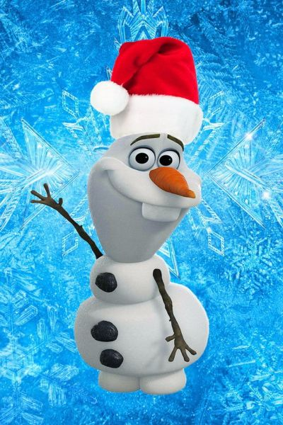 Olaf iphone wallpaper | iphone wallpapers 2 Lock Screens Background Art Illustration cell phone ...