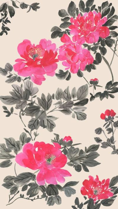 1000+ ideas about Floral Wallpaper Iphone on Pinterest | Iphone 5 Wallpaper, Water Ripples and ...