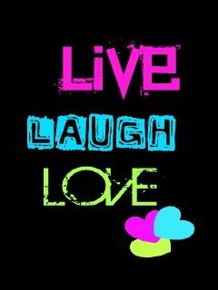Live Laugh Love Neon Backgrounds | Backgrounds | Pinterest | Neon, Neon backgrounds and Chang'e 3