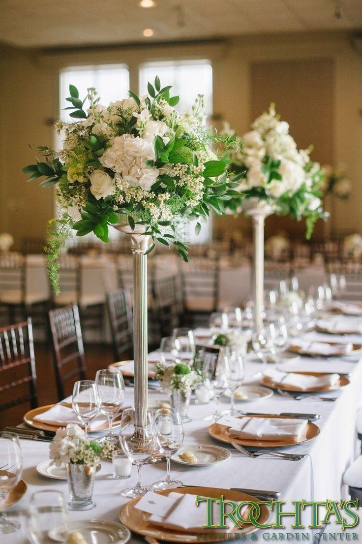 tall centerpiece tall wedding centerpieces black and white wedding flower centerpieces Tall elegant table centerpieces that have white wax flower white wallpaper