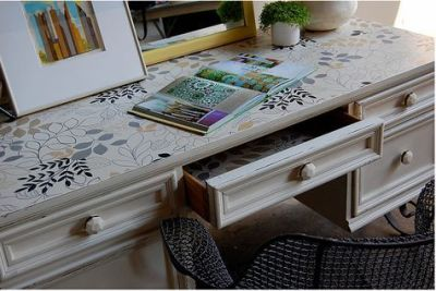 Pretty Ideas to Use Leftover Wallpaper | Recycle, Reuse, Repurpose | Pinterest | Ideas and ...
