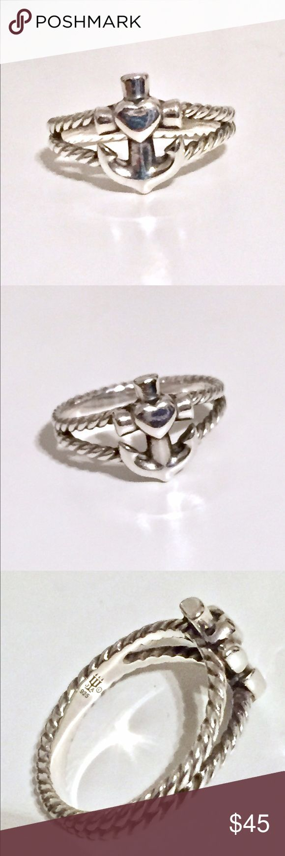 james avery rings james avery wedding bands James Avery Anchor Ring Size 9 James Avery Anchor Ring Size 9 Sterling