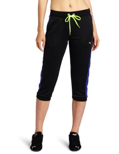 PUMA Women's Lifestyle Track Capri | Pants and More ...