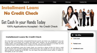 83 best images about Installment Loans No Credit Check on Pinterest | Payday cash loans, Payday ...