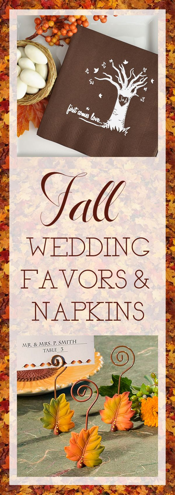 fall weddings fall wedding favors best images about Fall Weddings on Pinterest Receptions Favor boxes and Pumpkins