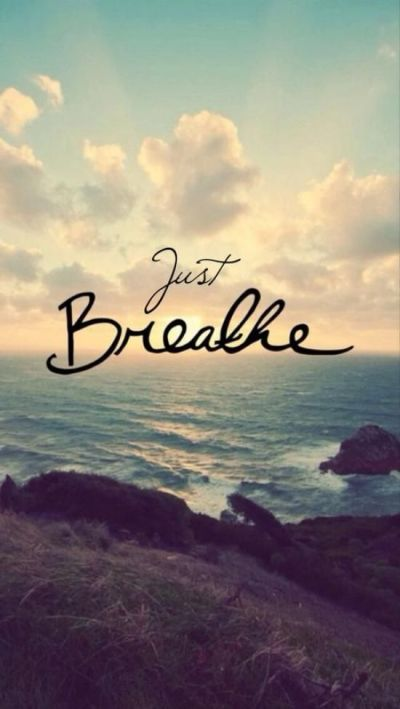 Don't worry, be happy (15 photos)   Happy, To breathe and Affirmations