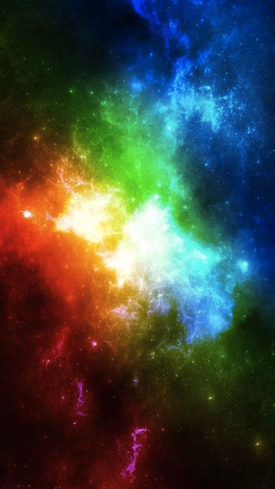 Abstract Colorful Space #iPhone #5s #Wallpaper   iPhone 5(s) Wallpapers   Pinterest   Iphone 5 ...
